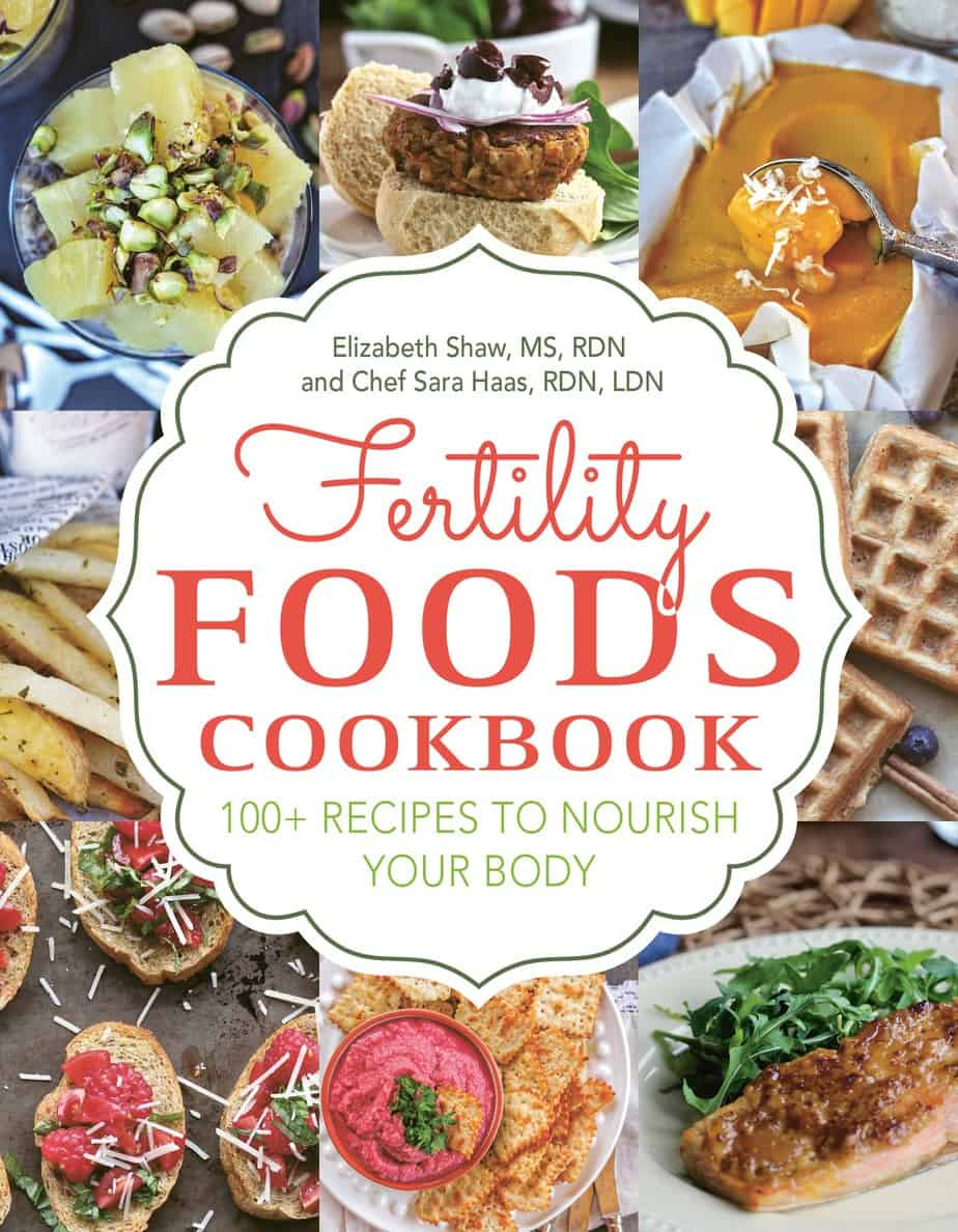 Cover of Fertility Foods Cookbook