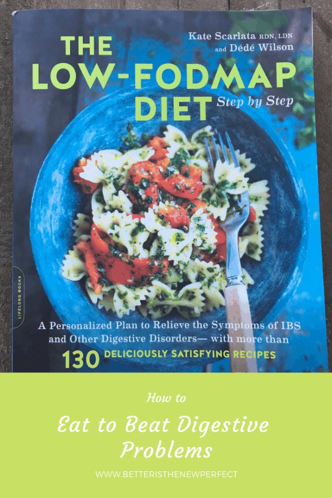 The Low-Fodmap diet book