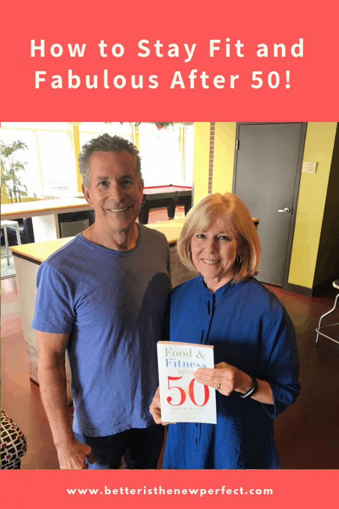 Tips to stay fit and fabulous after 50