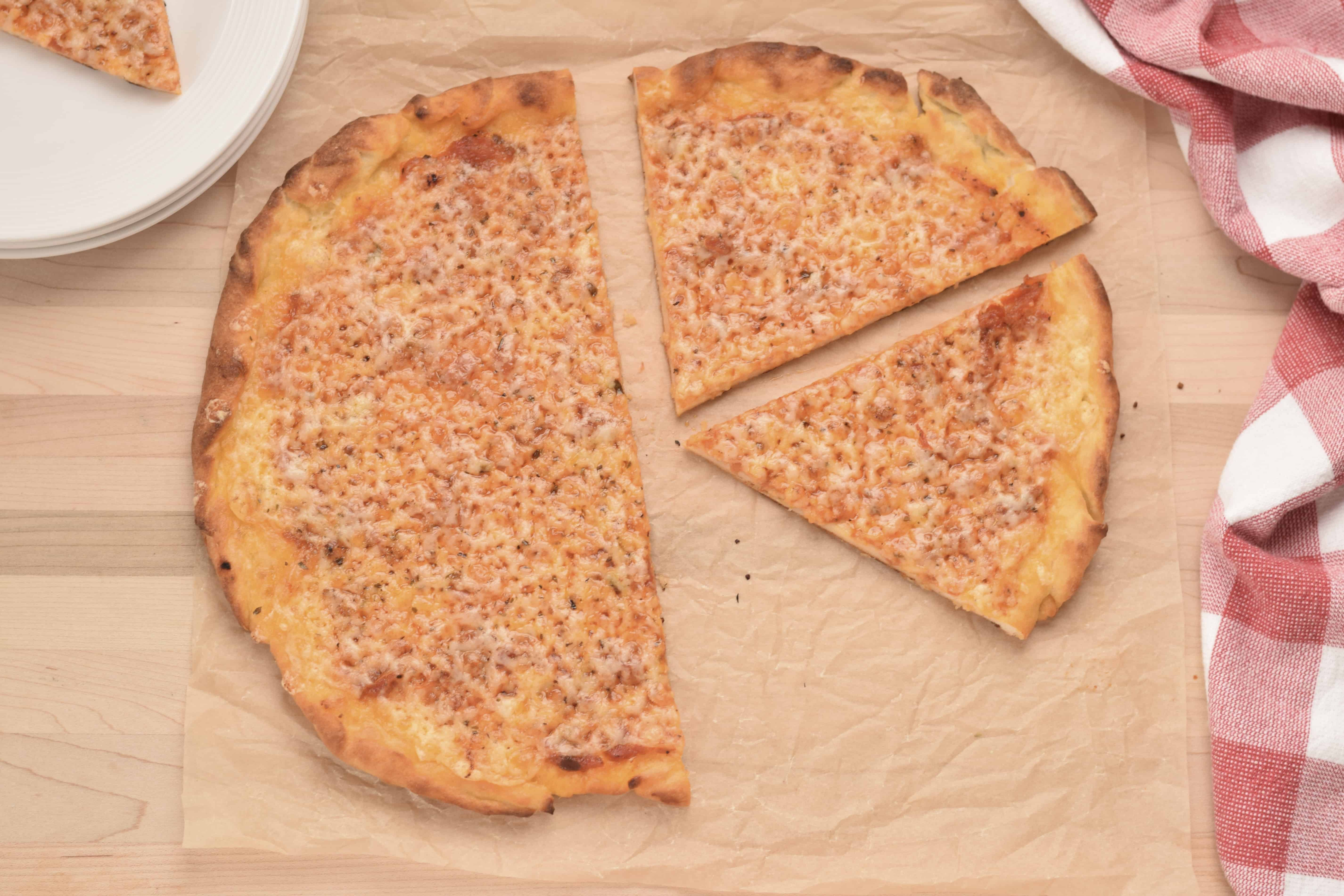 Easy No Yeast Pizza Dough Recipe White And Whole Wheat Better Is The New Perfect