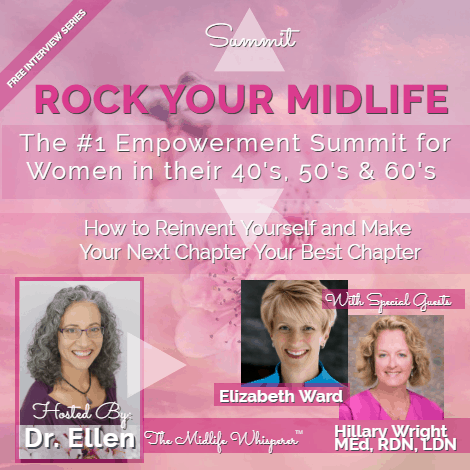 Rock Your Midlife image with Elizabeth Ward and Hillary Wright