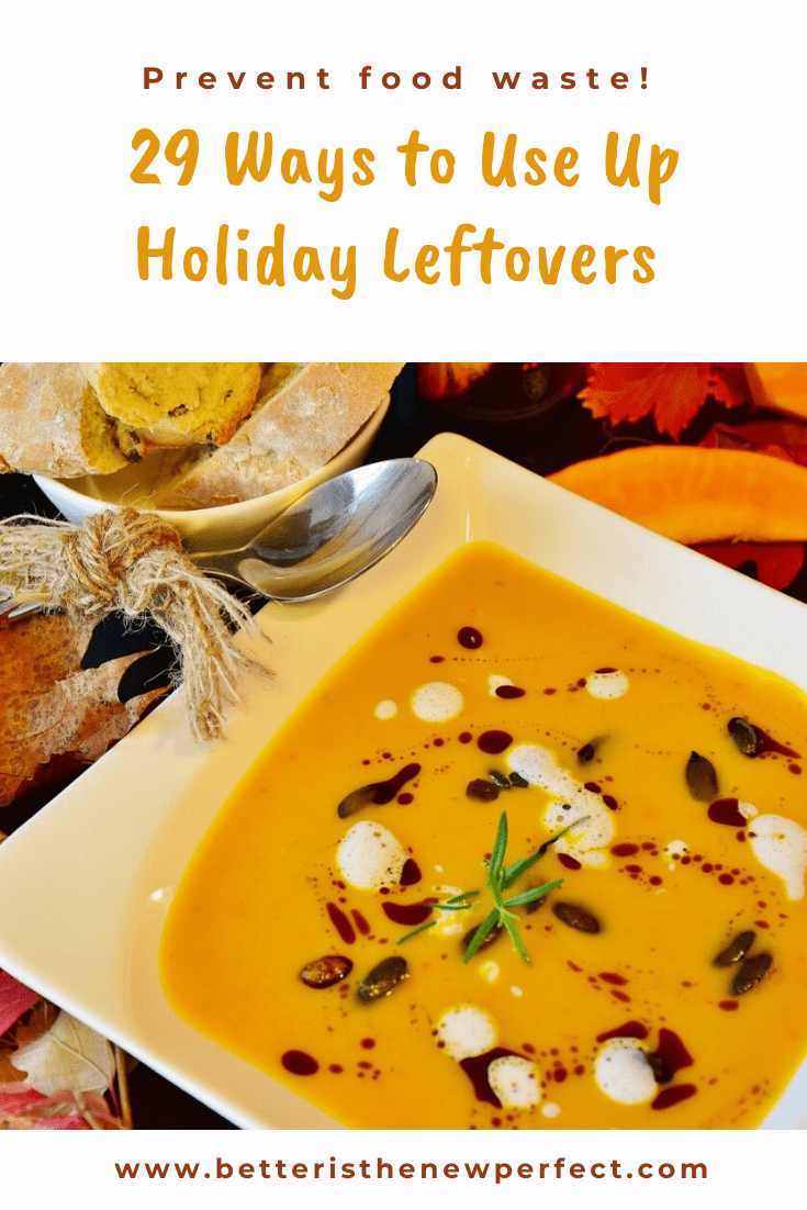 29 ways to use up holiday leftovers